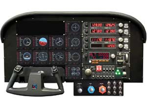 Pro Flight™ Multi Panel for PC | Saitek com