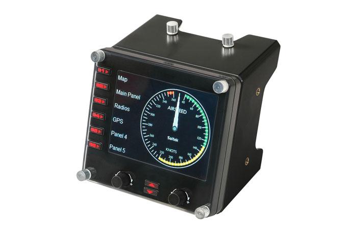 Pro Flight™ Instrument Panel for PC   Saitek com